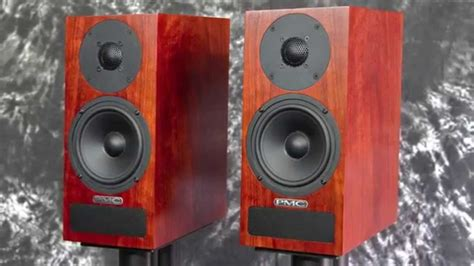 stereo design pmc twenty 21 bookshelf speakers