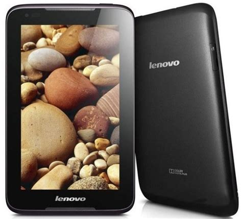 Tablet Lenovo Ideatab A1000 Terbaru lenovo ideatab a1000 tablet 7 inch 16gb android os