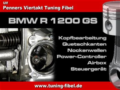 Motorrad Tuning Penner by Motortuning Bmw R1200gs 115 Ps 127 Nm Ulf Penner