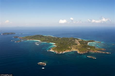 mustique island the most beautiful airport approaches in the world daily