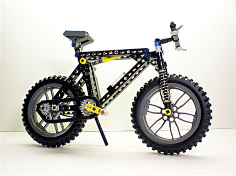 Lego Bike 1 lego ideas mountain bike
