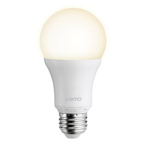 Wemo Light by Belkin Wemo Led Light Bulb For Tablets Phones