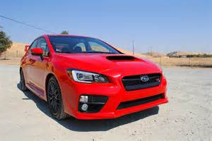 Auto Nation Subaru 2016 Subaru Wrx Sti Test Drive Review Autonation Drive