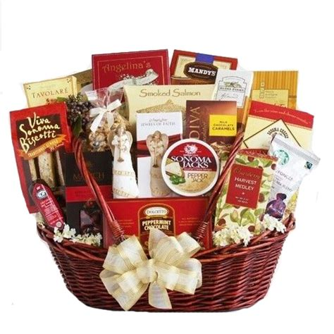 Sympathy Baskets by Peace And Sympathy Gift Basket Sympathy Gift Basket