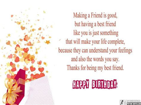 Inspirational Birthday Quotes For Best Friend 25 Best Ideas About Inspirational Birthday Message On