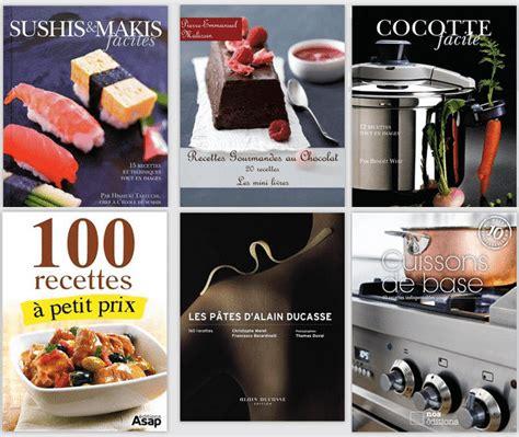 des livres de cuisines gratuits 224 t 233 l 233 charger sur play