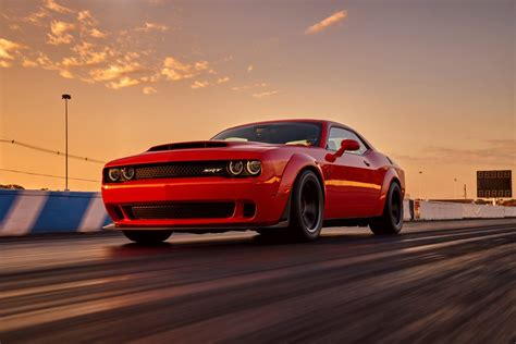 dodge finally unleashes the demon world s fastest quarter