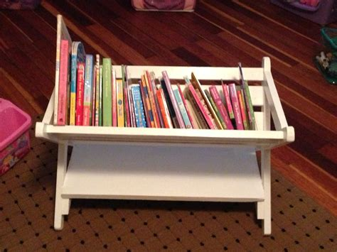 ana white  book caddy diy projects