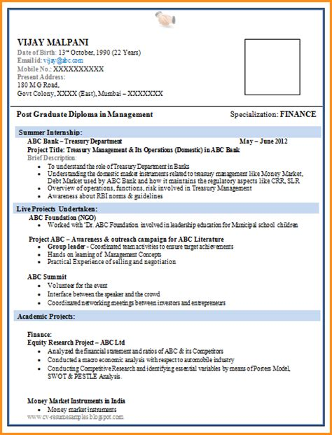 mba resume template gfyork throughout sample ppyr us ooder co