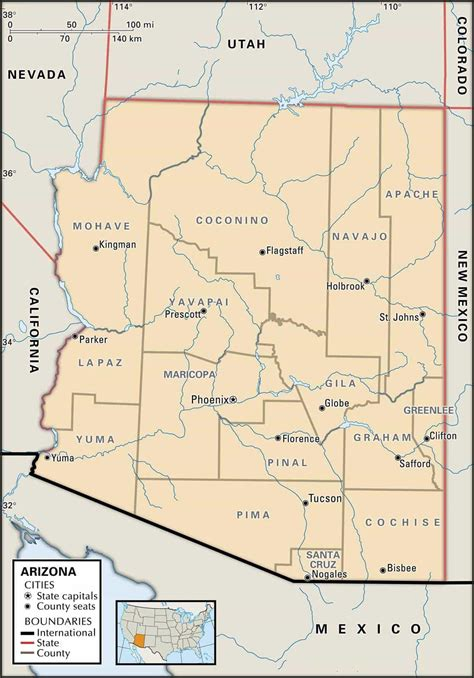 Arizona Probate Court Records Historical Facts Of Arizona Counties Guide