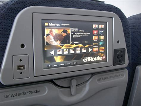does air canada tvs in the back of seats air canada says it does not koito seats so there