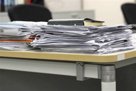 Organizing Paperwork   Simplify Experts