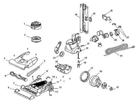 diagram eureka eureka vacuum parts diagram wiring diagram schemes
