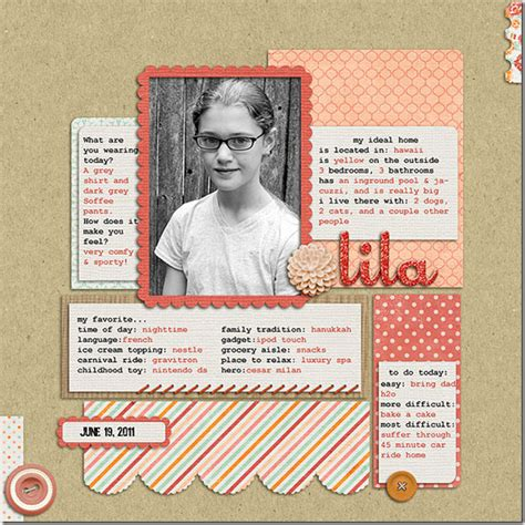 biography page ideas 10 ideas for quick scrapbook page titles