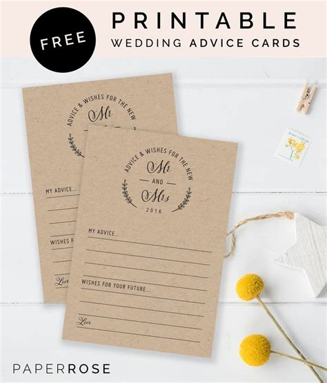 Wedding Advice Cards by The 25 Best Wedding Advice Cards Ideas On