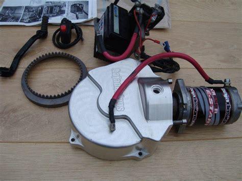 Electric Starter honda xr 650 electric start kit