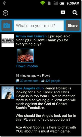 facebook themes mobile phones modern and windows phone 7 themes for facebook on android