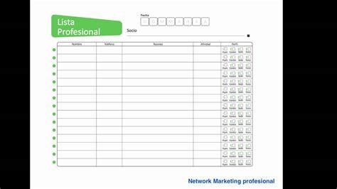 imagenes para listas html lista profesional network marketing youtube