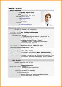 Professional Resume Template Pdf by 9 Professional Cv Format Pdf Quote Templates