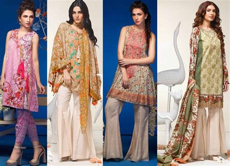 latest outfits warda lawn latest fashion styles of ladies dresses 2017 18