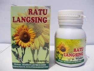 Kapsul Herbal Ratu Langsing 60 Kapsul Untuk Mengurangi Lemak Tubuh herbalindo apotek jual aneka produk herbal
