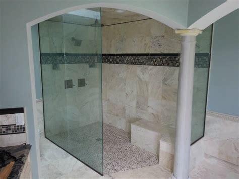 Glass Shower Doors Michigan Shower Enclosures With Fenton Glass
