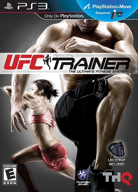 Sale Bd Ps4 Ufc Reg 3 New ufc personal trainer the ultimate fitness system playstation 3