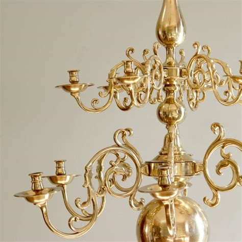 Flemish Brass Chandelier Brass Flemish Chandelier For Sale At 1stdibs
