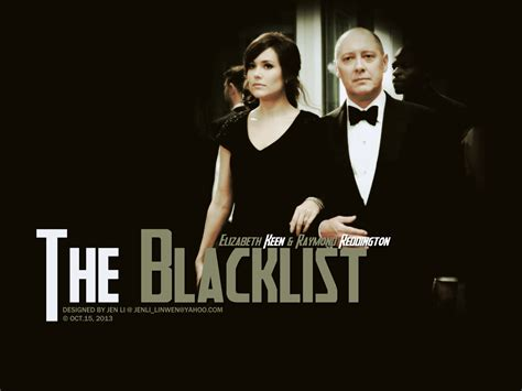 the blacklist the official blacklist