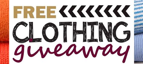 Clothing Contest Giveaways - clothing giveaway at 515 s macarthur blvd springfield il 62704 1744 united states