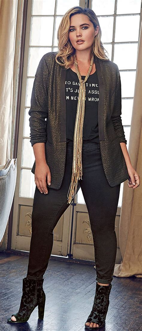 plus size but edgy hairstyles 25 best images about curvy girl closet on pinterest