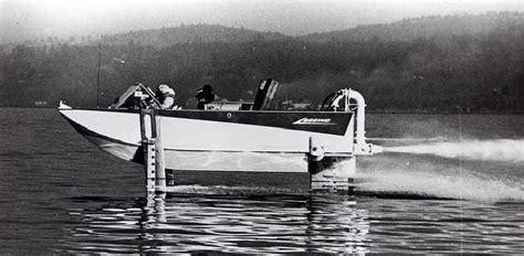 hydrofoil fins for boats boeing aquajet hydroplane and hydrofoil development us
