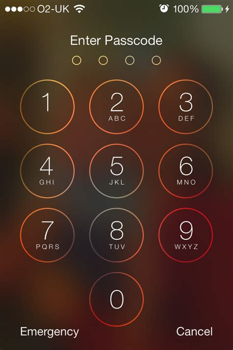 iphone passcode layout apple ios 7 review macworld uk