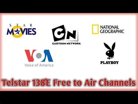 play boy chenal frequency 138 e telstar 18 at 138 0 176 e dish setup channel list free
