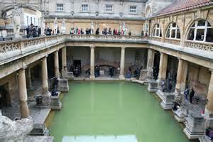 walking in the footsteps of the romans in bath