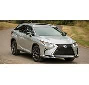Toyota Boss Talks Down Lexus RX 7 Seat Potential – Report