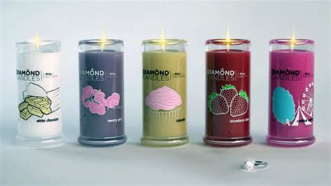 Candles With Rings Inside Them by The Silly Scammy World Of Candles