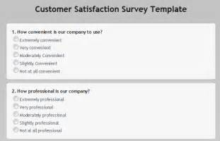 customer satisfaction email template customer satisfaction surveys obsurvey obsurvey free