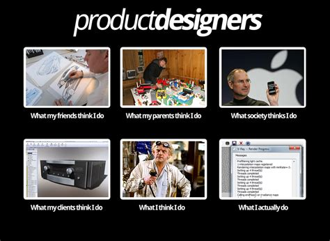 Designer Meme - what my friends think i do product designer what my