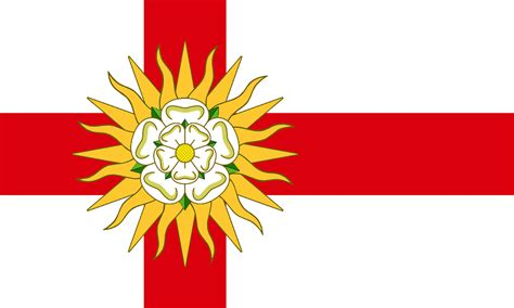 yorkshire west riding flag british county flags