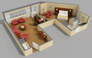 room floor planner 3d floor plans used for hotel marketing 3d walkthroughs
