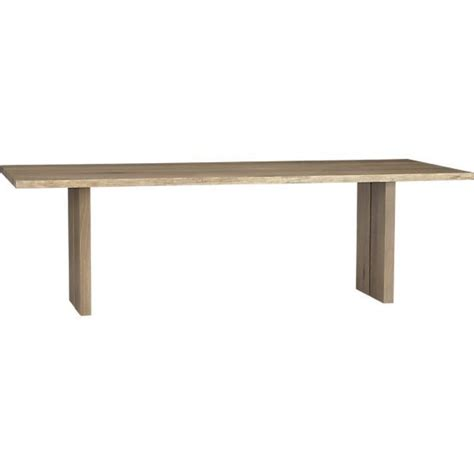 dakota 99 quot dining table