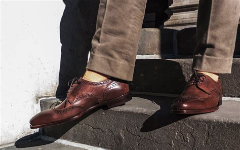 wildsmith back in and now live the shoe snob