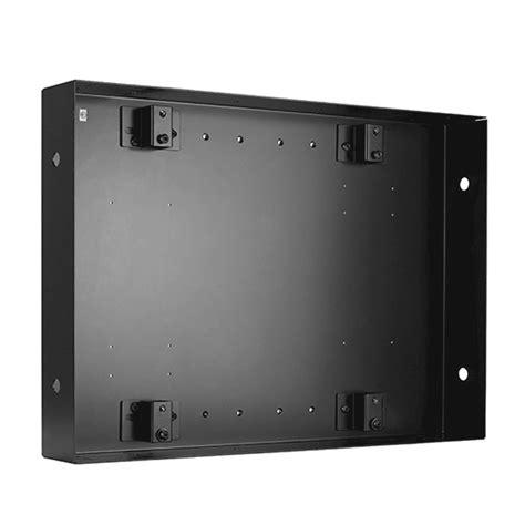 chief in wall storage box chief thinstall in wall box for ts318tu black ta501