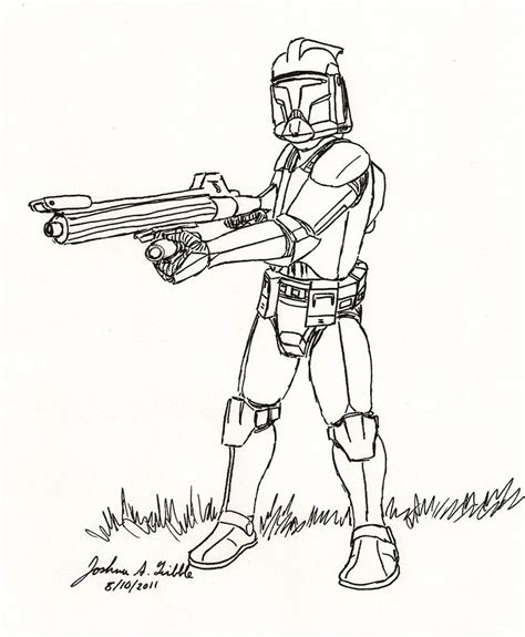 pin scout trooper colouring pages on pinterest