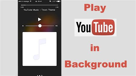 how to make play in background iphone how to play in background iphone with