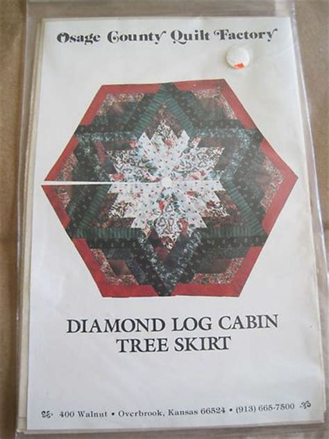 Log Cabin Tree Skirt Pattern by 10 Best Images About Quilting Tree Skirt On