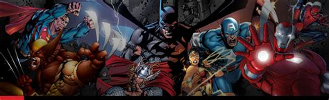 comic book pictures superheroes top 100 comic book heroes ign