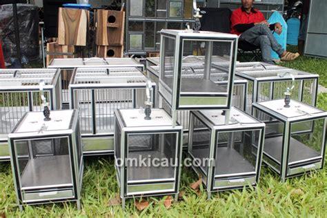 Oriq Jaya Kandang Sangkar Jangkrik desain terbaru jaya alumunium kandang ternak murai batu