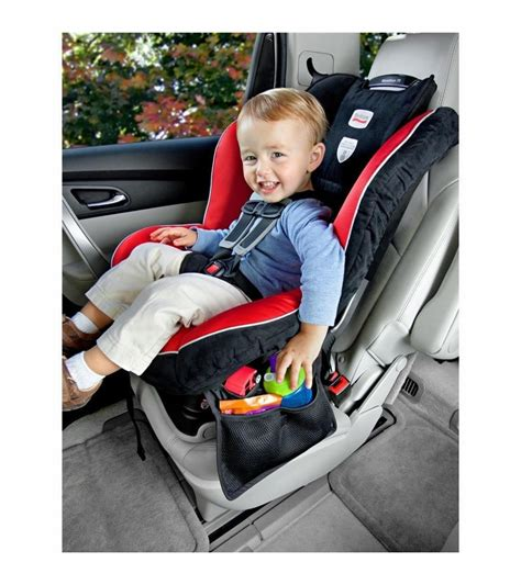 child booster seat with cup holder britax car seat storage pouch d